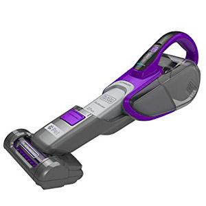 Black+Decker DVJ325BFSP-GB Cordless Pet Vacuum