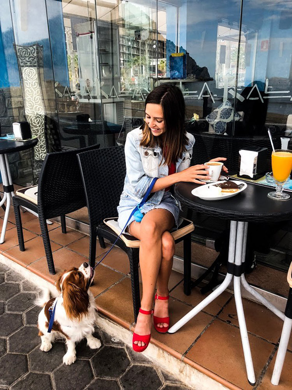 Dog-Friendly Cafe