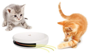 FroliCat FLIK Automatic Cat Toy
