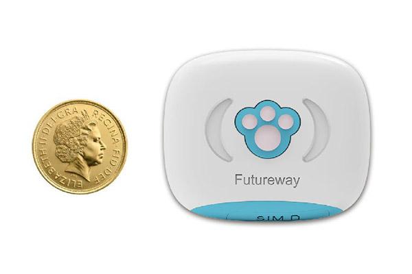 Futureway Mini GPS Pet Tracker