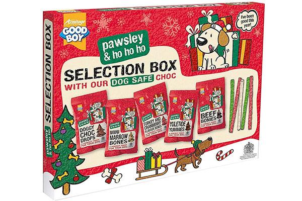 Good Boy Festive Selection Box