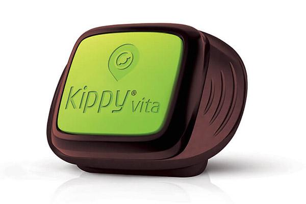 Kippy Vita GPS Tracker Activity Monitor For Cats and Dogs