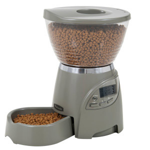 Petmate Trixie Le Bistro Automatic Food Dispenser