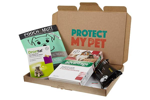 Protect My Pet Dog Subscription Box