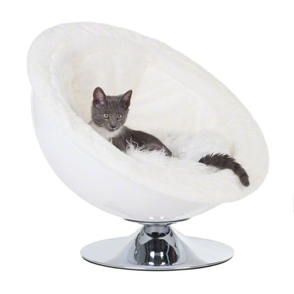 Retro Pet Nest Cat Bed