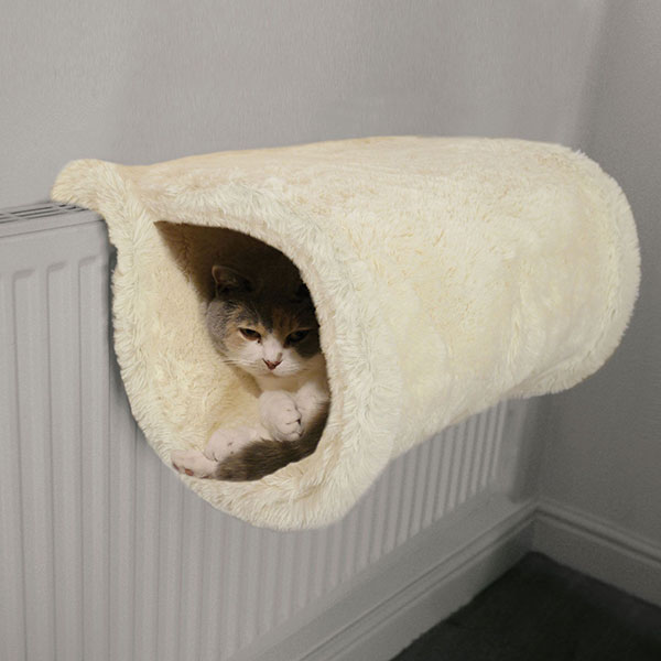 Rosewood Luxury Tunnel Radiator Cat Bed