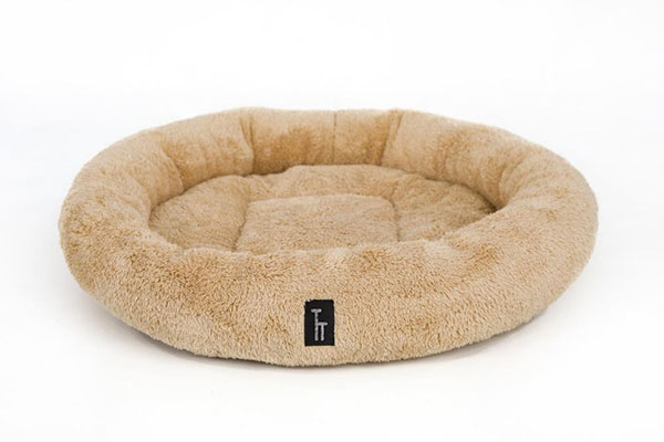 Tigga Towers Round Doughnut Cat Bed