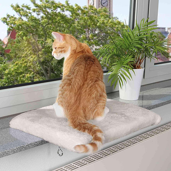 Trixie Window Sill Cat Bed
