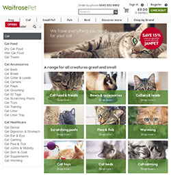 WaitrosePet.com