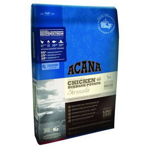 Cheap Acana Chicken & Burbank Potato 340g