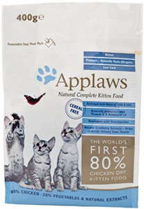 Cheap Applaws Kitten Dry Cat Food Chicken 400g