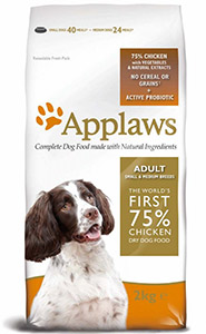 Cheap Applaws Small/Medium Breed Adult Dog Chicken 2kg