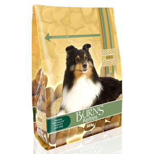 Cheap Burns Kelties Dog Treats 325g