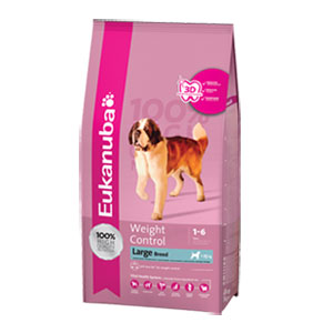 Cheap Eukanuba Large Breed Adult Dog Weight Control 15kg