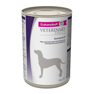 Cheap Eukanuba Veterinary Diets Dermatosis FP For Dogs 12 x 400g