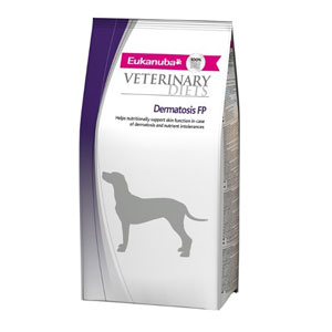 Cheap Eukanuba Veterinary Diets Dermatosis FP For Dogs 5kg