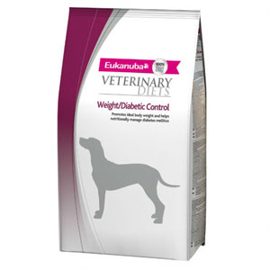 Cheap Eukanuba Veterinary Diets Weight/Diabetic Control for Dogs 12kg