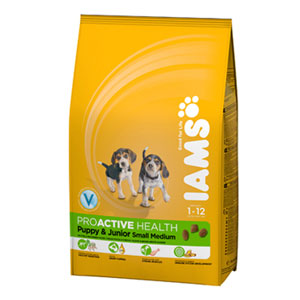 Cheap Iams ProActive Health Puppy & Junior Small & Medium Breed 3kg