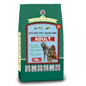 Cheap James Wellbeloved Adult Dog Fish & Vegetable 10kg