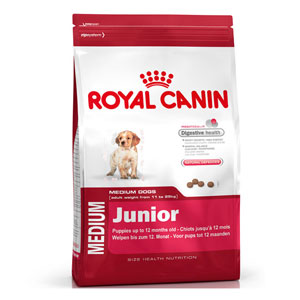 Cheap Royal Canin Medium Junior 4kg