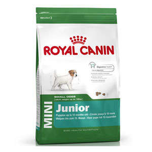 Cheap Royal Canin Mini Junior 4kg