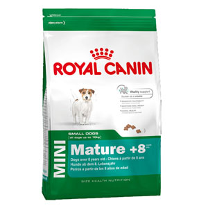 Cheap Royal Canin Mini Mature 8+ 2kg