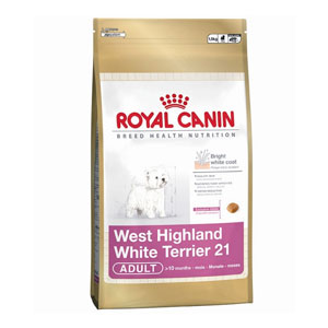 Cheap Royal Canin West Highland White Terrier Adult 3kg