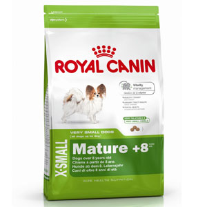 Cheap Royal Canin X-Small Mature 8+ 1.5kg