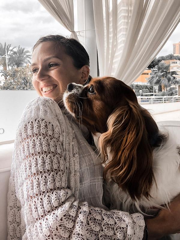 Pets Provide Sensory Relief