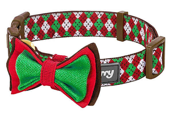 Christmas Party Dog Collar