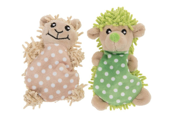 Moppi Sheep Hedgehog Catnip Cat Toys