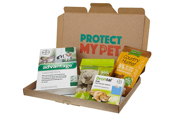 Protect My Pet Cat Subscription Box