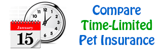 compare Time-Limited Pet Insurance Policies