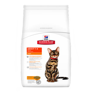 Cheap Hill's Science Plan Feline Adult Light Chicken 5kg