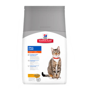 Cheap Hill's Science Plan Feline Adult Oral Care Chicken 5kg