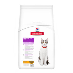 Cheap Hill's Science Plan Feline Senior 11+ Healthy Ageing 8kg