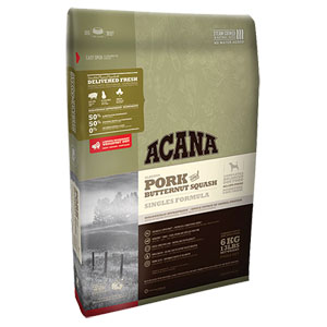 Cheap Acana Pork & Butternut Squash 6kg
