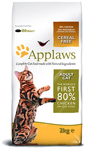 Cheap Applaws Adult Dry Cat Food Chicken 2kg