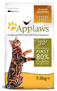 Cheap Applaws Adult Dry Cat Food Chicken 7.5kg