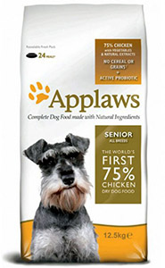 Cheap Applaws All Breeds Senior Dog Chicken 12.5kg