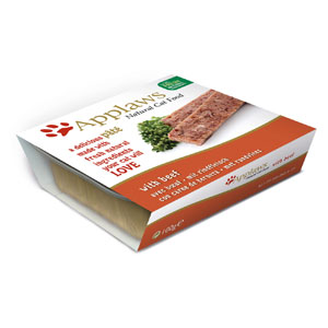 Cheap Applaws Cat Pate Beef 10 x 100g