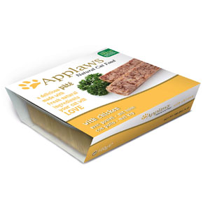 Cheap Applaws Cat Pate Chicken 10 x 100g