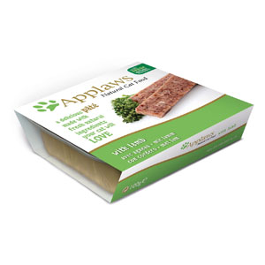 Cheap Applaws Cat Pate Lamb 10 x 100g