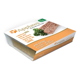 Cheap Applaws Cat Pate Turkey 10 x 100g