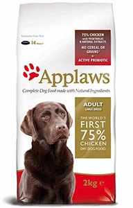 Cheap Applaws Large Breed Adult Dog Chicken 2kg