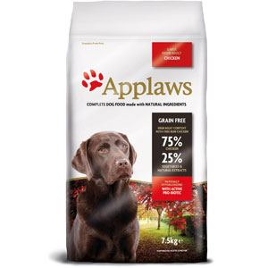 Cheap Applaws Large Breed Adult Dog Chicken 7.5kg