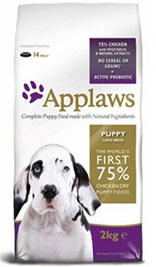 Cheap Applaws Large Breed Puppy Chicken 2kg