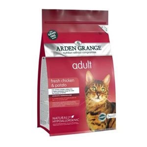 Cheap Arden Grange Adult Cat Chicken & Potato 400g