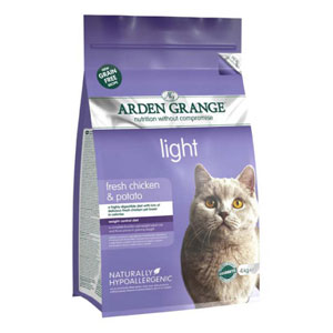 Cheap Arden Grange Adult Cat Light Chicken & Potato 4kg