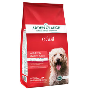 Cheap Arden Grange Adult Chicken & Rice 12kg